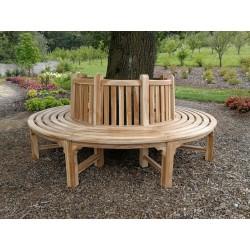 Meble ogrodowe teakowe - Główna z teku - Ławka Tree dostępne 3 rozmiary