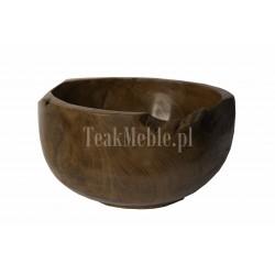 Meble ogrodowe teakowe - Główna z teku - Misa Teak niska
