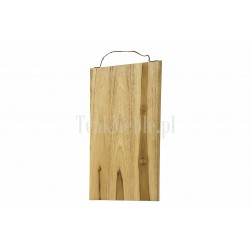 Meble ogrodowe teakowe - Główna z teku - Deska do krojenia 40 X 20 cm