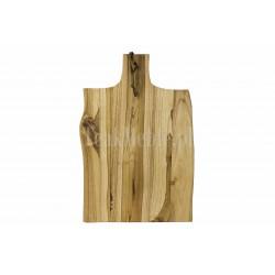 Meble ogrodowe teakowe - Główna z teku - Deska do krojenia M 35 X 32 cm