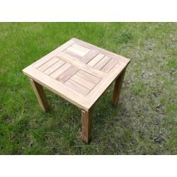 Meble ogrodowe teakowe - stoły z teku - Stolik Macchiato