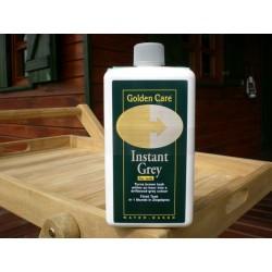 Meble ogrodowe teakowe - Środki do pielęgnacji  z teku - Instant Grey 1 litr