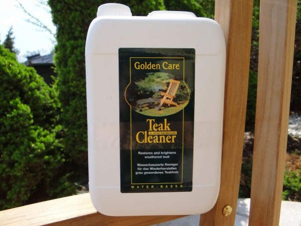 Meble teakowe - Teak Cleaner 3 litry