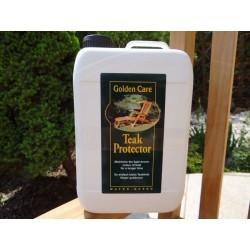 Meble ogrodowe teakowe - Środki do pielęgnacji  z teku - Teak Protector 3 litry