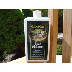 Meble ogrodowe teakowe - Środki do pielęgnacji  z teku - Teak Whitener 1 litr