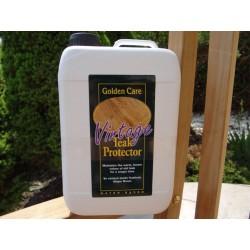 Meble ogrodowe teakowe - Środki do pielęgnacji  z teku - Vintage Teak Protector 3 litry