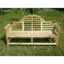 Meble ogrodowe teakowe - Ławki z teku - Ławka Marlborough/Lutyens 180 cm B