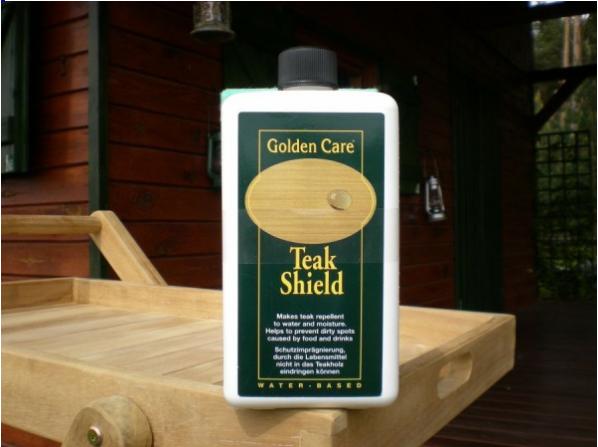 Środek do pielęgnacji mebli ogrodowych